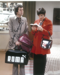 Rodney Bewes THE LIKELY LADS - Genuine Signed Autograph 10x8 COA 10187